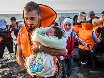 Volunteering with Refugees in Lesvos, Greece