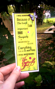 Life bookmark