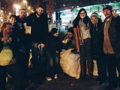 Hope for the Homeless of Budapest!