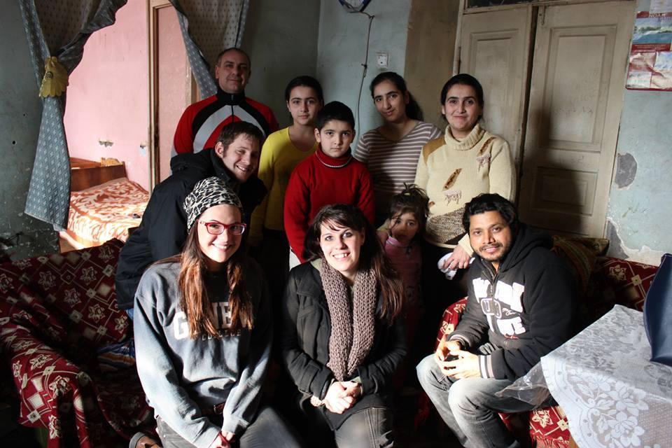 Poor Families in Working in Armenia