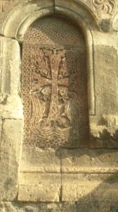 Stone Cross Armenia